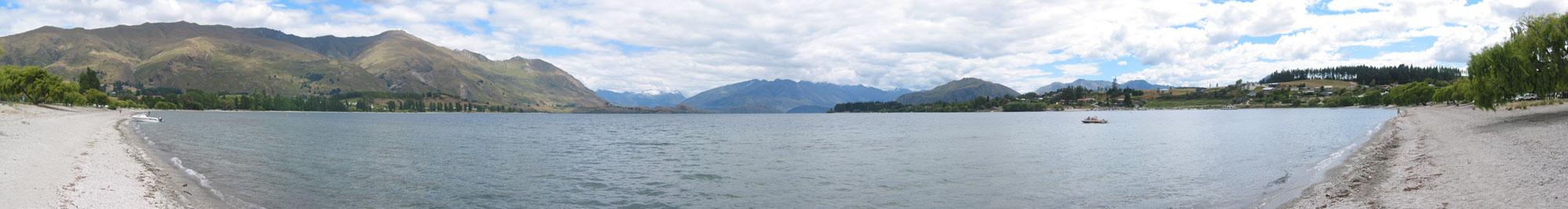 Lake Wanaka Pano