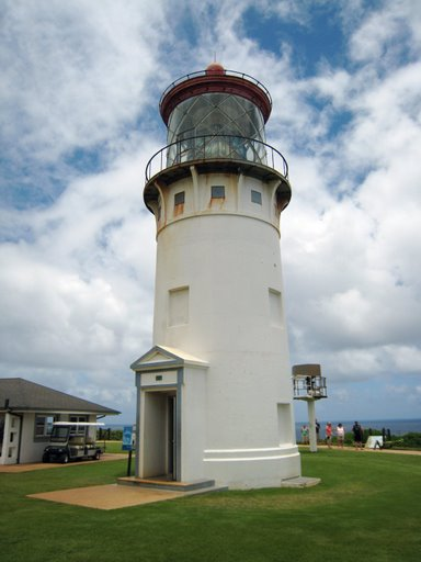 Kilauea Lighthouse
