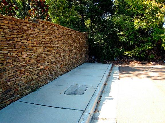 How Germantown Sidewalks End
