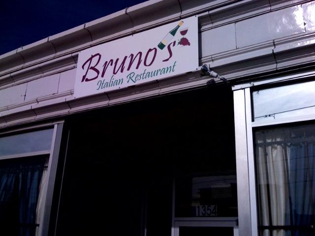 Bruno's Restaurant, Memphis, TN