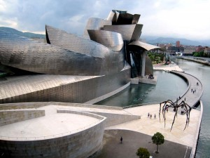 Bilbao Guggenheim with Spider