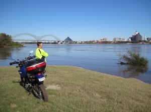 Wisch and the Memphis Skyline
